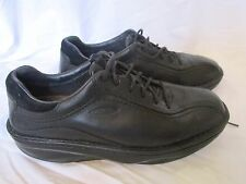 Men's Masai Barefoot Technology MBT Walking Toning Shoes 8-8.5 Black Loafer