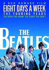 EIGHT DAYS A WEEK: THE TOURING YEARS DVD - THE BEATLES - RON HOWARD