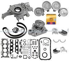 NEW 01-05 Honda Civic DX LX 1.7L D17A1 Non-VTec SOHC Complete Engine Rebuild Kit