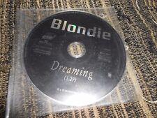 BLONDIE DREAMING CD SINGLE 2000 PROMO SPAIN