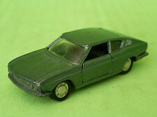 SCHUCO 821 AUDI 100 COUPE 1/66 - GOOD CONDITION REPAINTED -