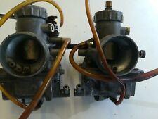 YAMAHA Carburetors RD250C RD250D . CARBS RD250 1A2