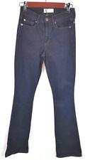 Gap 1969 Women's Junior's Baby Boot Corduroy Navy Blue Pants Size 26 Long NWT