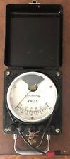 Rare Malette Voltmètre CHAUVIN ARNOUX Avec Sonde Année 50