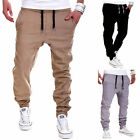 Mens Trousers Sweatpants Harem Pants Slacks Casual Jogger Sportwear Dance Baggy
