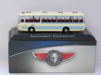 "DIE CAST BUS "" SAMUEL LEDGARD - PLAXTON PANORAMA (109) "" SCALE 1/72 ATLAS"