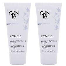 2 PCS YON-KA Specifics Creme 15 Purifying Soothing Blemish 50ml Cream #17598_2