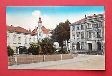 AK GROßRÖHRSDORF um 1910 Bahnhofstrasse mit Rathaus    ( 37599