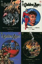 The Golden Age GN SET #1-4 NM  DC Elseworlds Comic Book