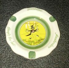 The Grasshopper Coffee Shop Cafe Amsterdam Ashtray Dutch Polychroom hand-painted