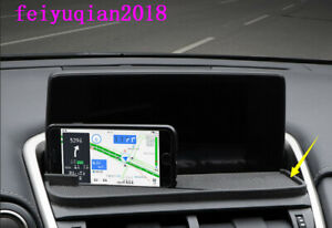 Car Dashboard anti-slip mat navigation cover For Lexus NX300 2018 2019 2020 2021