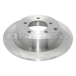 Disc Brake Rotor Rear IAP Dura BR900750