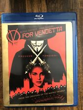 V For Vendetta (Blu-ray Disc, 2008)