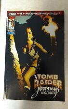 Tomb Raider Journeys #3 (May 2002) Adam Hughes Covet Art Top Cow