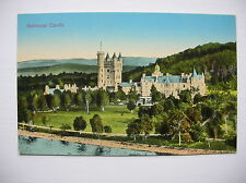 Balmoral Castle. (nr Crathie, Braemar, Ballater etc - very early 1900s)
