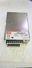1pcs PSP-600-27 - Mean Well - Switching Power Supplies 600W 27V 22.2A