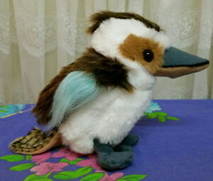 **Beautifully detailed 17cm KOOKABURRA with sound chip**