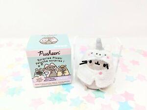 """GUND Pusheen Series 14 Blind Box Plush """"Warm and Cozy!"""" - White Unicorn Rare"""