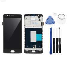 For Oneplus 3 A3000 A3003 LCD Display Touch Screen Digitizer Assembly + Frame