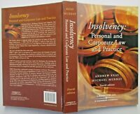 INSOLVENCY  Personal & Corporate Law & Practice  Andrew Keay  Michael Murray