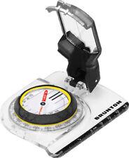 "Brunton TruArc 7 Sighting Compass Measures 4 7/8"" x 2 7/8"" closed. Clear acrylic"