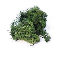 Tratado de color verde oscuro Real Reno Musgo Craft Flor Cestas Colgantes Planta De Pantalla