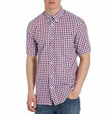 Fred Perry Regular Collar Check Casual Shirts & Tops for Men