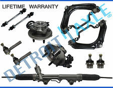 11pc Power Steering Rack and Pinion Suspension Kit for Explorer 4.0L 4 Dr w/ ABS