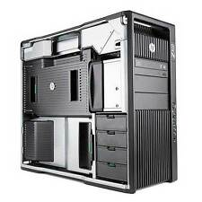 HP z820 2x Xeon E5-2660 2.2GHz 16-Core Tower Workstation with 128GB Memory
