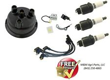 Complete Tune Up Kit John Deere 1020 1520 300 300B 301 302 310 Prestolite 3 cyl
