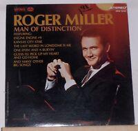 Roger Miller - Man Of Distinction - 1969 LP Record Album - Engine Engine #9