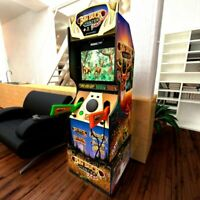 Arcade1up Big Buck Hunter Shooting Game Riser Light Up Marquee Retro Cabinet NEW