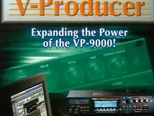 Roland VP9000 V-Producer Software and Sound Libraries - PC or MAC