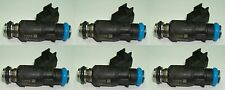 New Herko Fuel Injector 12592648 For Set of 6 Chevrolet Pontiac Saturn 2006-2010