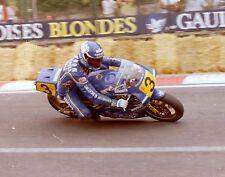 ansichtkaart Yamaha YZR500 1986 #3 Christian Sarron Spa Francorchamps