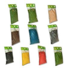 Streumaterial Jordan, 45g, 100g, 1000 g, verschiedene Farben Streu, Gras, Wiese