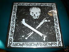 RANCID RANCID RANCID SEALED MINT LP RECORD PUNK