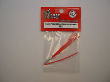 GOFER RACING 1/24 AND 1/25 SCALE RED PREWIRED DISTRIBUTOR MODEL CAR PART