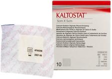 ConvaTec Kaltostat Calcium Sodium Alginate Dressing, 5 x 5 cm, 10 pieces