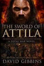 Total War Rome: The Sword of Attila 2 by David Gibbins (2016, Paperback)