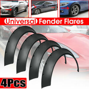 Fender Flares Wide Body Kit Wheel Arches Durable Wheels for Wheel hub R15-R17