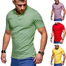 Jack & Jones Herren Poloshirt Polohemd T-Shirt Shirt Kurzarmshirt Basic Classic