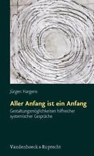 Aller Anfang ist ein Anfang von Jürgen Hargens (2016, Taschenbuch)