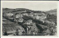 Ansichtskarte Bad Gottleuba - Gesamtansicht des Sanatoriums der SVA schwarz/weiß