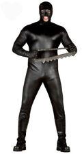 Disfraces unisex negros sin marca talla M