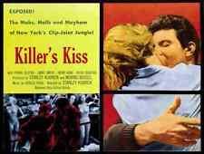 Asesinos beso 01 comprimidos A3 cartel impresión