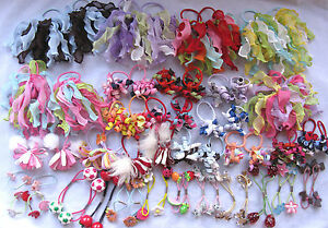 Gymboree Your Choice of Ponytail Pony Pairs Prep Strawberry Cowgirls Island
