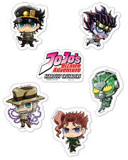 **License** JoJo's Bizarre Adventure SD Jotaro Joseph Kakyoin Sticker Set #55412