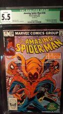 Amazing Spider-Man Volume 1 Issue #238 (1st Hobgoblin; CGC 5.5) by Comic Blink