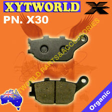REAR Brake Pads KAWASAKI Z 1000 ABS (ZR 1000 C7F C8F C9F) 2007 2008 2009